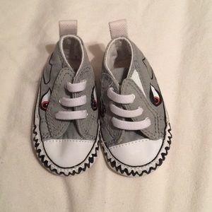 NWOT.  Baby converse pair.